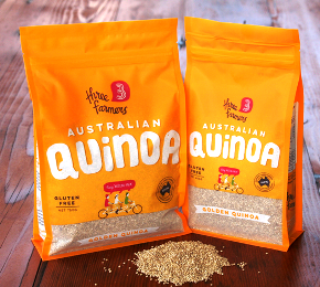 Three Farmers Quinoa