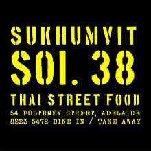 Sukhumvit Soi.38 Thai Street Food